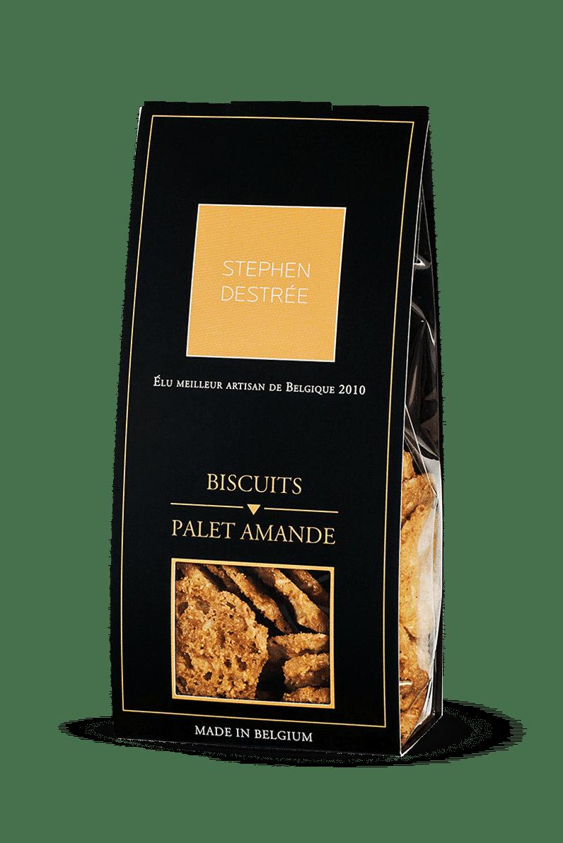 Biscuits Palet Amande