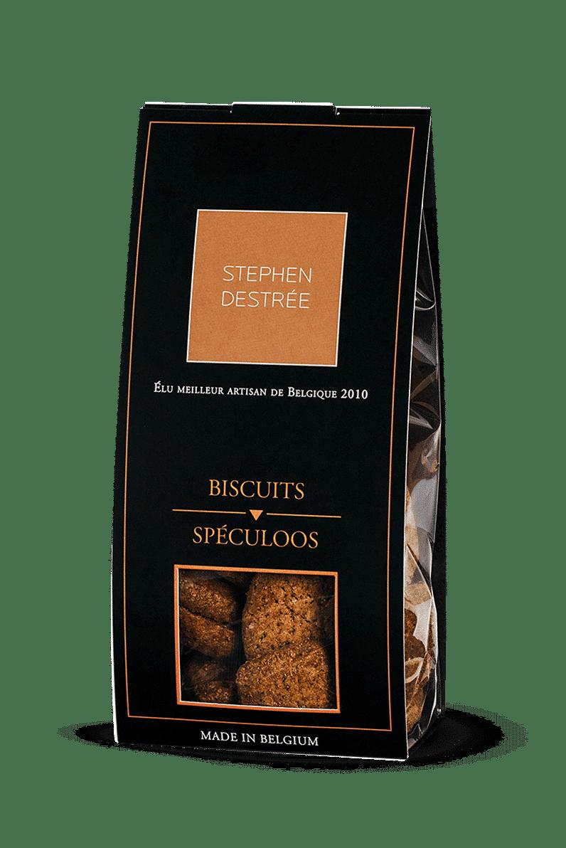 Biscuits Chocolat Caramel