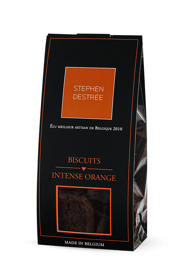 Biscuits Intense Orange