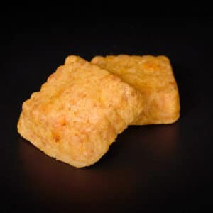 Biscuit salé fromage piment bio